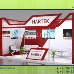 Exhibition Stall Designer, Stall Fabricator