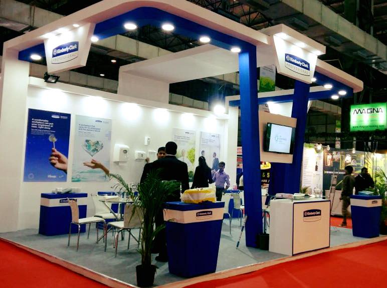 Exhibition Stall Making : Exhibition stall designer fabricator decorator mumbai india