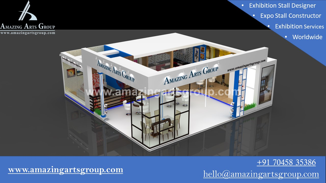 Exhibition Stall Size : Exhibition stall designer booth fabricator designs exhibition