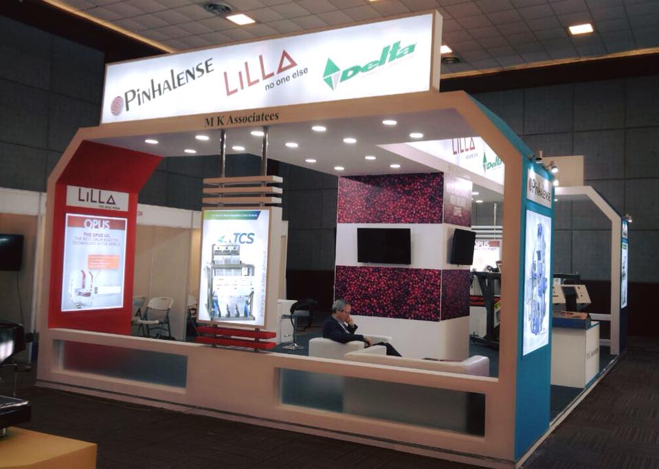 Exhibition Stand Contractor : Exhibition stall designer fabricator decorator mumbai india